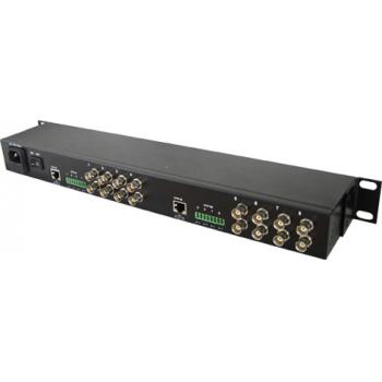 8 Channel Active UTP Video Receiver