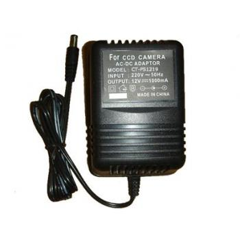 12V 1A Wall Plug Power Supply