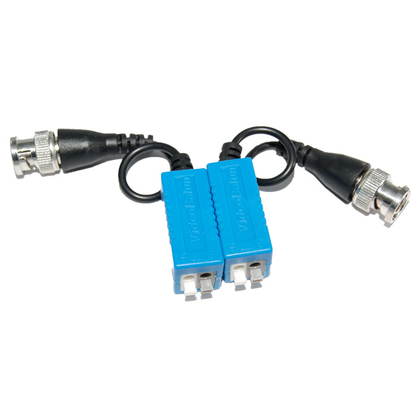 Passive HD AHD TVI CVI Video Balun CT-612HD
